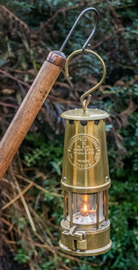 Eccles Type 6 Protector Lamp